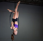 Gymnast Στοκ φωτογραφίες με δικαίωμα ελεύθερης χρήσης