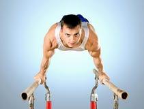 gymnast Stock Foto