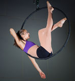 Gymnast Royalty Free Stock Photo
