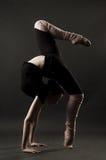 Gymnast encantador Imagem de Stock