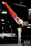 Gymnast Fabian Hambüchen. Stock Photos