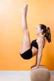 Gymnast Royalty Free Stock Image