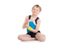 Gymnaste Photos libres de droits
