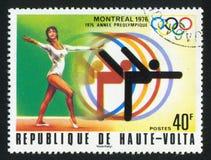 gymnastic imagens de stock royalty free