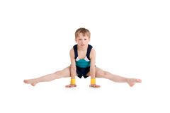 Gymnastic stock photos
