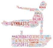 Gymnastic Stock Photography