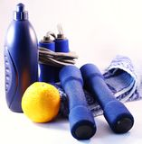 Gymnastic equipment Royalty Free Stock Images
