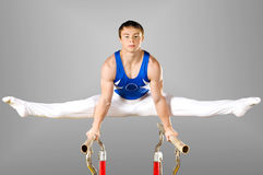 Gymnastics Royalty Free Stock Photos