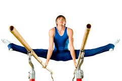 Gymnastics stock photography