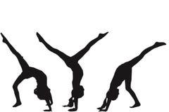 Gymnastics Royalty Free Stock Photography
