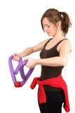 Gymnastics royalty free stock images