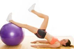 Gymnastics Stock Image