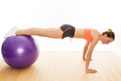 Gymnastics Stock Photography