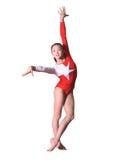 Gymnastics poses Royalty Free Stock Photography
