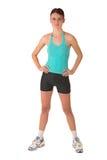 Gymnastiek #107 Royalty-vrije Stock Afbeeldingen