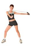 Gymnastiek #165 Stock Afbeelding