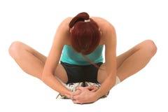 Gymnastiek #174 royalty-vrije stock foto's