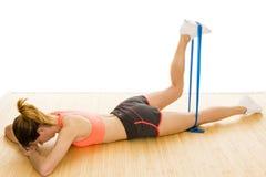 Gymnastiek Stock Foto