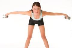Gymnastiek #43 Royalty-vrije Stock Afbeeldingen