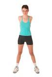 Gymnastik #106 Lizenzfreies Stockbild