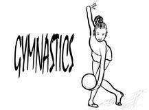 gymnastik Stockbilder
