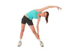 Gymnastik #109 Stockbild