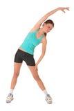 Gymnastik #111 Stockbild