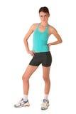Gymnastik #112 Lizenzfreie Stockfotos