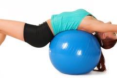Gymnastik #12 Lizenzfreie Stockfotos