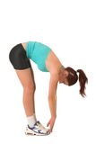 Gymnastik #120 Stockbild