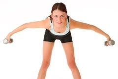 Gymnastik #13 Stockfoto