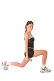 Gymnastik #148 Lizenzfreie Stockbilder