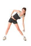 Gymnastik #149 Lizenzfreie Stockbilder