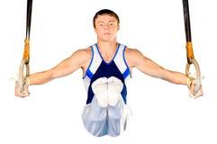 gymnastik Royaltyfria Foton