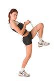 Gymnastik #166 Lizenzfreie Stockbilder