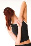 Gymnastik #30 Lizenzfreie Stockfotografie