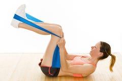 Gymnastik Lizenzfreies Stockbild