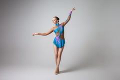gymnastik Arkivbild