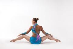 gymnastik Arkivfoto