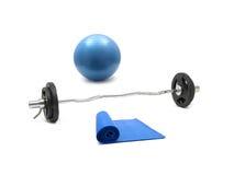 Gymnastik-Ausrüstung Lizenzfreie Stockfotografie