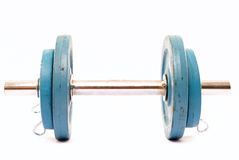 Gymnastik-Gewicht Stockfotos