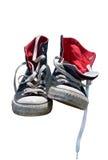 Gymnastik-Schuhe 1 Stockbilder