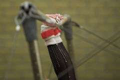 Gymnastikhänder Royaltyfria Foton