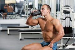 Gymnastiktraining Lizenzfreies Stockfoto