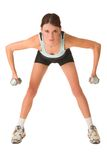 Gymnastique #153 Image libre de droits