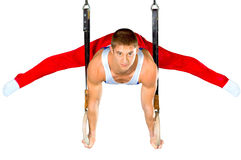 Gymnastique Images libres de droits