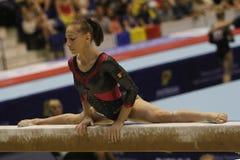 Gymnastique artistique image libre de droits