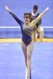 2015 gymnastique de NCAA - état de WVU-Penn Image stock