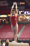 2015 gymnastique de NCAA - le Maryland Photographie stock