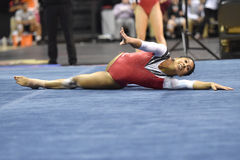 2015 gymnastique de NCAA - le Maryland Photo libre de droits